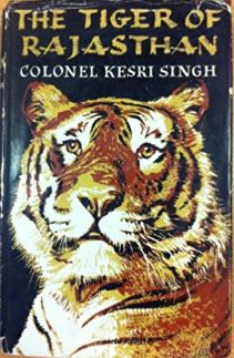 The Tiger of Rajasthan