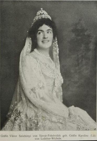 Széchenyi Zsigmondédesanyja